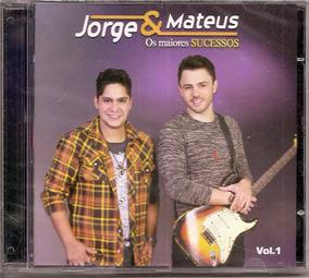 Cd Jorge E Mateus - Os Maiores Sucessos