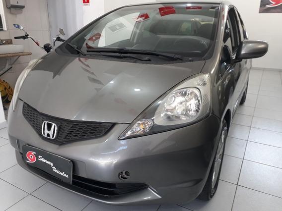 Honda Fit Lx 1.4 2010 Completo - Ipva 2020 Pago