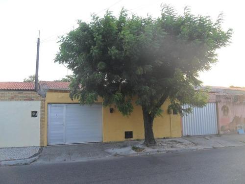 Casa À Venda, 91 M² Por R$ 350.000,00 - Cidade Dos Funcionários - Fortaleza/ce - Ca1273