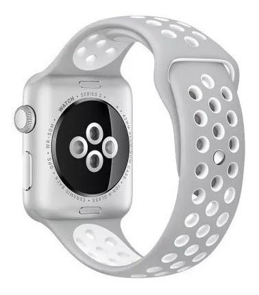 Promocion Paquete De 2 Correas Para Iwatch Apple Nike Watch