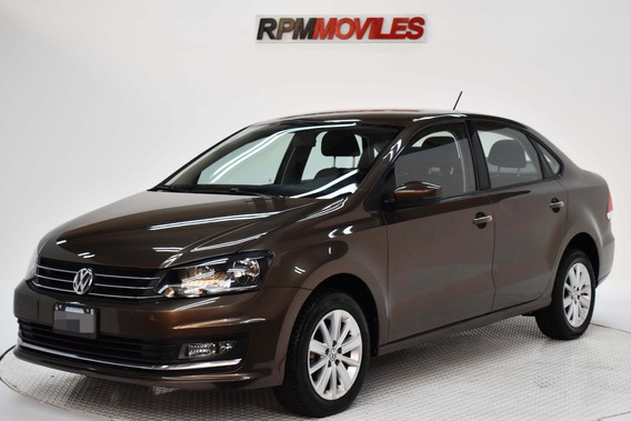 Volkswagen Polo 1.6 Manual 4p Highline 2015 Rpm Moviles