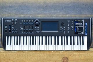 Yamaha Modx6 Music Synthesizer 61-key Semi-weighted Keyboard