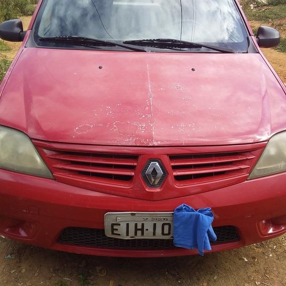 Renault Logan 1.0 16v Authentique Hi-flex 4p 2010