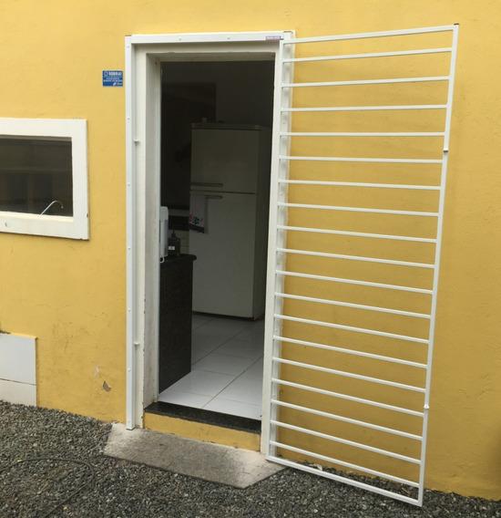 Grades P/porta 104x77 Premium Dobradiças,porta Cadeados