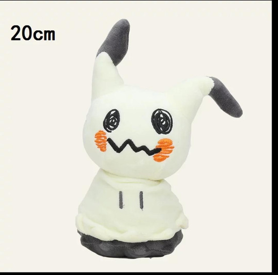 Pokemon Pelúcia Mimikyu - 20 Cm