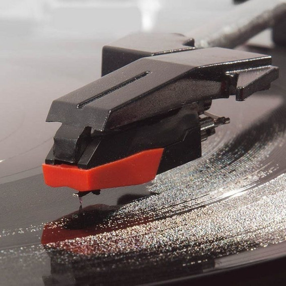 Agulha Vitrola Toca Discos Echo Classic Crosley Ion