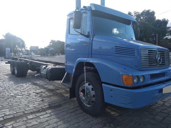 Mb 1621 Truck 6x2 Ano 1995 Todo Revisado.