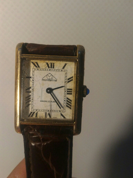 Relógio Mondaine - Ancre 17 Rubis