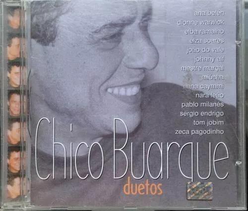 Chico Buarque, Duetos - Cd