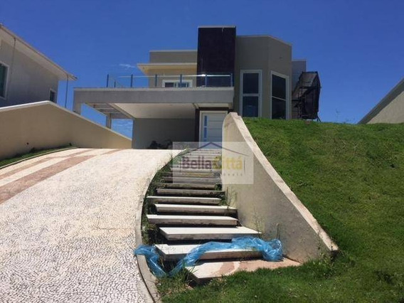 Casa Com 3 Dormitórios À Venda, 350 M² Por R$ 1.800.000,00 - Monterey Ville - Mogi Das Cruzes/sp - Ca0580
