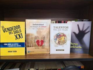 Combo 4 Libros