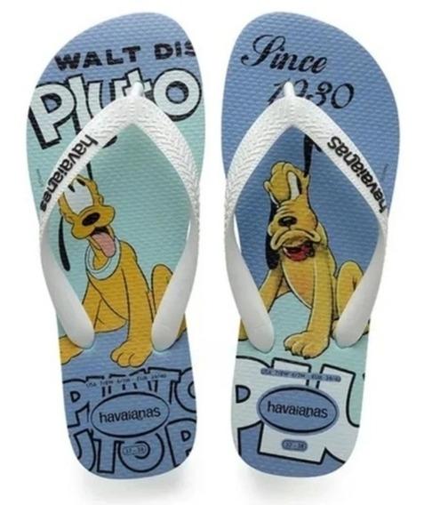 Chinelo Havaianas Disney Stylish Pluto