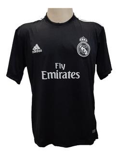 Camisa Polo Real Madrid Branca