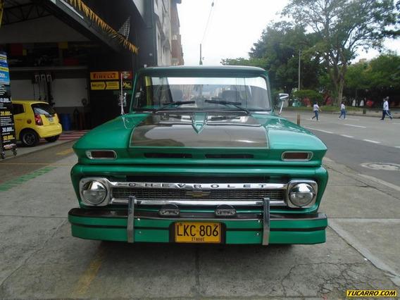Chevrolet Luv 1966
