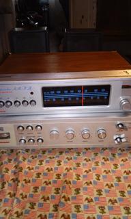 Amplificador Y Sintonizador Philips 536