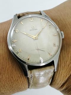 Reloj Omega Jumbo 38,3mm Hombre Ref 2505-28 Año 1954