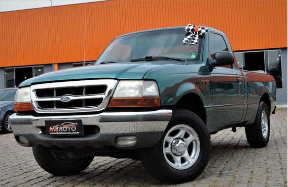 Ford Ranger Xlt 4.0 V-6 12v 2p