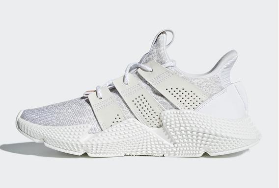 Zapatillas adidas Prophere Blancas Talle 42