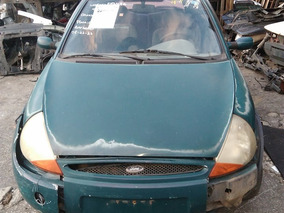 Sucata Ford Ka 1997 So Retirada De Pecas