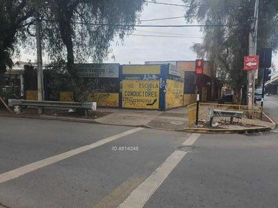Excelente Casa Comercial Esquina Con Avenida Teniente Cruz En Arriendo, Apta Todo Rubro , Metro Laguna Sur ,comuna De Pudahuel,