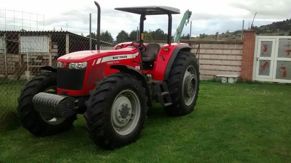 Tractor Massey Ferguson Turbo 4x4 A Tratar O Posible Cambio