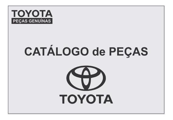 Catálogo Peças Toyota Bandeirante Ano 1965 Ate 1990