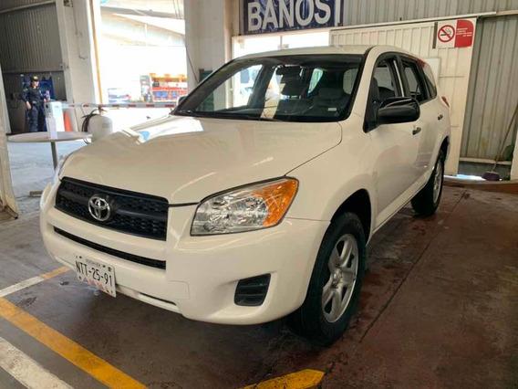 Toyota Rav4 Vagoneta Base Aut Piel 2010