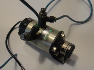 Actuador Giratorio Rotatorio Cilindro Tipo Festo 180° 3d