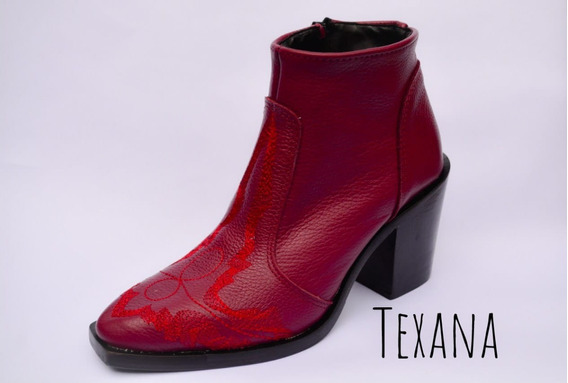 Botas Texanas