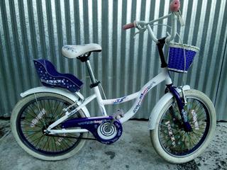 Bicicleta Raleigh Jazzi 20