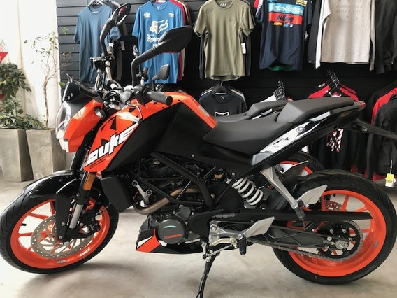 Ktm Duke 200 Cc ! Start Motos 32