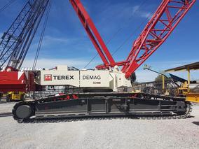 Grúa Sobre Orugas Terex/ Demag Cc1400 250 Ton