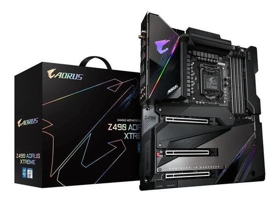 Mother Gigabyte Z490 Aorus Xtreme Lga1200 Intel Gaming