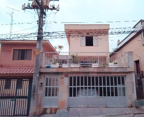 Sobrado À Venda, 180 M² Por R$ 696.965,00 - Jardim Carlu - São Paulo/sp - So0043