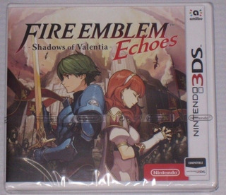 Fire Emblem Echoes: Shadows Of Valentia 3ds Nuevo Sellado