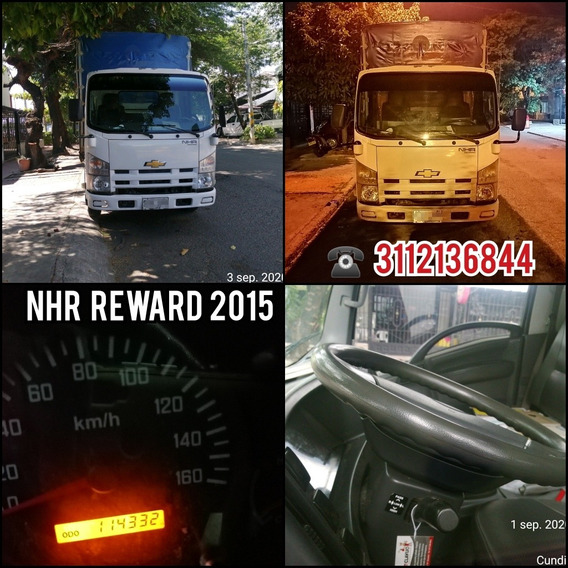 Chevrolet Nhr Reward Isuzu