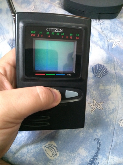 Mini Tv Citizen Lcd Mod St055-2z