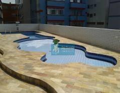 Imagem 1 de 28 de Apartamento Com 4 Dormitórios À Venda, 148 M² Por R$ 570.000,00 - Boqueirão - Praia Grande/sp - Ap0741