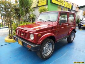Chevrolet Samurai 4x4 1300cc