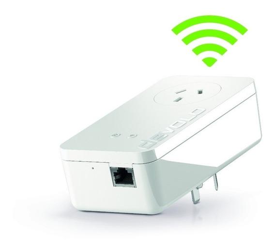Repetidor Amplificador Wifi Plc Extensor Wifi Devolo Dlan550