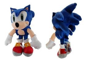 Pelúcia Turma Sonic Sonic 35 Cm (valor Unitário)