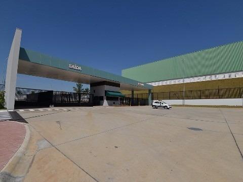 Galpao, Locação, Cajuru Do Sul - Sorocaba/sp - Gl00329 - 31952084
