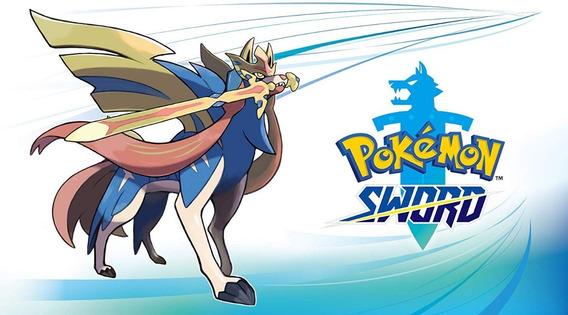 Pokémon Sword - Switch Digital Codigo Eshop