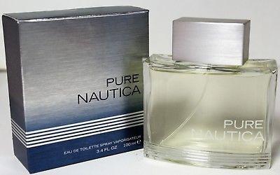 Perfume Pure Nautica Caballero 100ml Original