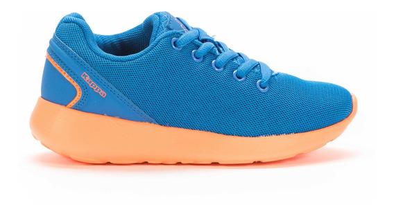Zapatillas Calita Azul Niños Kappa