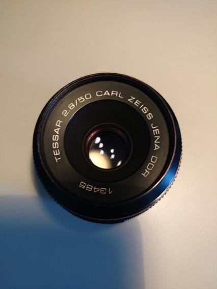 Lente Carl Zeiss Tessar 50mm 2.8