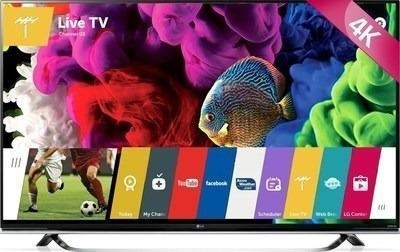 Smart Tv Led LG 65 Pol. 3d Uhd 4k - 65uf8500 - Tela Quebrada