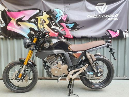 Moto Kiden Kd 250 V Fi Rocketman 0km 2021 18 Hp No Ac4 250