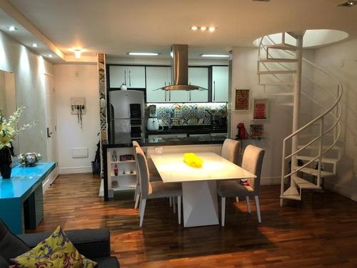 Cobertura Com 4 Dormitórios À Venda, 195 M² - Baeta Neves - São Bernardo Do Campo/sp - Co2689