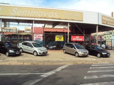 Terreno Comercial Em Campinas - Sp, Centro - Te00319